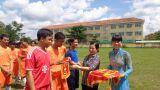 Giải bóng đá tranh cúp Nguyễn Ngọc Thăng lần 3 năm 2014